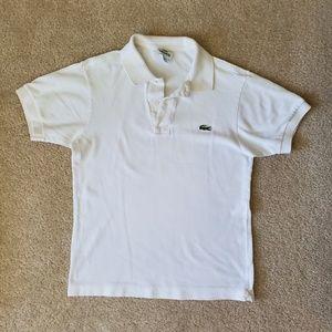 Lacoste men's classic polo shirt